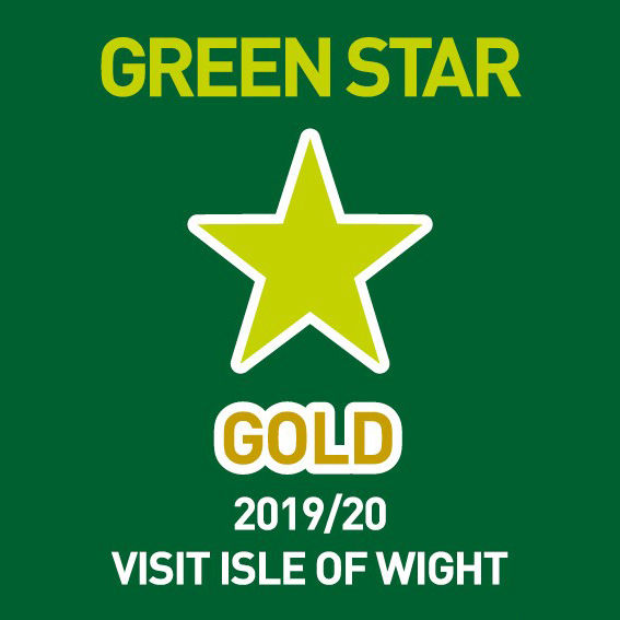 Visit Isle of Wight Green Star Gold